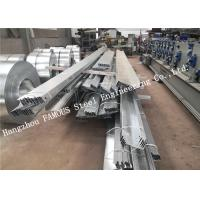 China 2.4mm Australia New Zealand Standard DHS Galvanized Steel Purlins Girts Exported to Oceania on sale