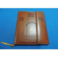 Quality offset Leather Bound Book Printing wholesale