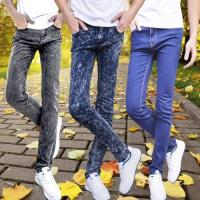 China New products 2021 innovative product basic man jean pants latest design denim jeans pants on sale