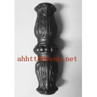 Quality Ornamental Cast Iron Fence Collars wholesale