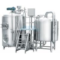 Quality Stainless Steel 1bbl Mashing Tank / Brewhouse wholesale