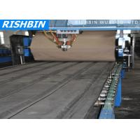 Quality Galvanized Color Steel PU Sandwich Panel Machine For Roof Wall Panels wholesale