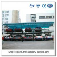 China 2 Floor Puzzle Garage Elevator Car Parking System Hydraulic and Wire Rope on sale