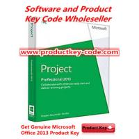 Quality Microsoft Office Product Key Codes For Microsoft Office 2013 Project Professional, PC Download for sale
