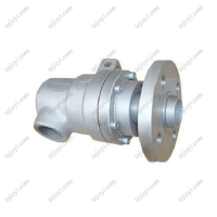 Quality Monoflow flange connection 40A high temperature hot oil rotary union for Rubber industry wholesale