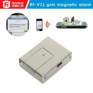 China Accept Logo print RF-V11 High Sound Alarm Mini Window and Door Alarm on sale