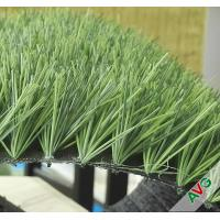 Quality FIFA Standard Diamond Shape Football Artificial Turf with 160 Stitchs / 60mm Pile Height wholesale