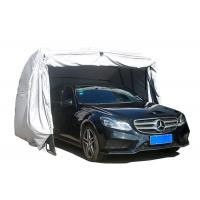 Quality Flexible Installation Temporary Car Shelter , Auto Shelters Portable Garages wholesale