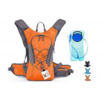 Quality Professional Water Drinking Backpack , Waterproof Hydration Backpack With Two Liter Reservoir wholesale