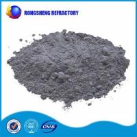 Cheap Insulating Castable Refractory Al2O3 / SiC Steel Fiber Reinforced For Lime Kiln for sale