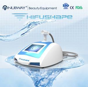 Quality Portable HIFU high intensity focused ultrasound Slimming Machine wholesale