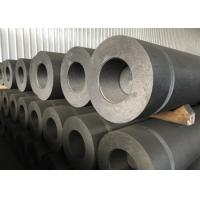 Quality RP/HP/UHP Steel Plants Refractory Graphite Electrode 0.3% Ash For Arc Furnace wholesale