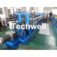 Quality Coil Thickness 0.18-0.4mm, High Strength Steel Sheet Horizontal Corrugated Sheet Roll Forming Machine wholesale