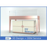 Quality Nice Jewelry Shop Counter Design / Jewelry Store Display Cases wholesale