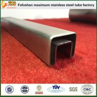 Quality 2016 Foshan Stainless Steel Handrail Square Tube Manufacturers wholesale