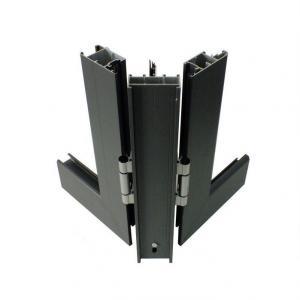 China China OEM Company Powder Coated/Anodized Surface Aluminum Extrusion Profiles For Casement Windows on sale