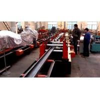 Quality High Quality Galvanized Steel C / Z Purlin Roll Forming Machine , C Purlin Production Line wholesale