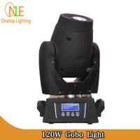 Quality 120W Gobo light Sharpy Stage lighting Led Beam 120W Moving Head 2R wholesale