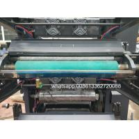 Quality Multicolor Non Woven Fabric Flexible Flexographic Printing Machine 191~914mm Length wholesale