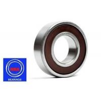 Quality 6307 35x80x21mm DDU C3 Rubber Sealed 2RS NSK Radial Deep Groove Ball Bearing wholesale