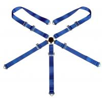 """Quality 3"""" 5 Point Racing Safety Belts With Polyester Webbing + Steel Buckle wholesale"""