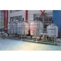 Quality Volumetric Carbonated Drink Production Line Small Capacity Fully Automatic wholesale