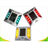 Quality IP68 Full Color Solar LED Road Stud With Rechargeable Ni - MH Battery wholesale