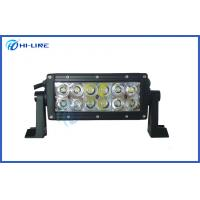 Quality 36W Rigid Off Road Truck LED Light Bar 4X4 4WD LED Lighting Bars IP67 wholesale