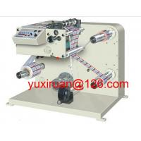 Quality Automatic Paper Label Slitting Machine For Round Knife HBF-420 wholesale