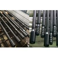 Quality T38 T45 T51 Threaded Drill Rod MF Extension Drill Rod 400mm - 5530mm Length wholesale