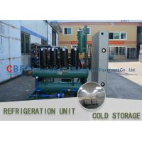 Quality Ice Cooling Freezer Cold Room America Copeland Compressor Condensing Unit 100MM Panel wholesale