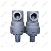 Quality Monoflow thread connection 25A high temperature hot oil rotary joint for printing and dyeing wholesale