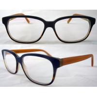 Cheap Lightweight Women Hand Made Acetate Eyeglass Frames For Promotion,  51-15-145mm for sale