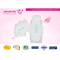 Quality Super Absorbent Anion Feminine Pads , Anion Maxi Pads 290mm Length wholesale