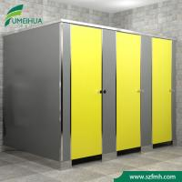 China 12mm thickness phenolic public compact laminate waterproof hpl shower cubicle partition on sale