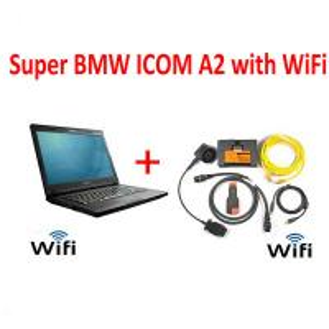 Quality Laptop BMW Diagnostic Scanner ICOM A2 Interface WIFI For Diagnostic Auto Scanner wholesale