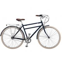 Cheap High grade hi ten steel colorful 26 inch OL elegant city bicycle for man single speed for sale