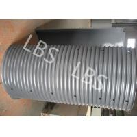 Quality Lifting Machinery Lebus Grooved Drum LeBus Grooving System 40GrMo 42GrMo wholesale