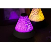 China 2016 Super Bass Shinning 7 Color LED Light Hot new for Speaker Bluetooth decoration colorful led bluetooth speaker on sale