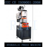 Buy cheap Oil press machine,New product hydraulic press machine,Top quality desktop single from wholesalers