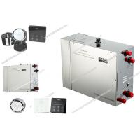 Self-Diagnosing Commercial Stainless Steel 15.0kw Sauna Steam Generator For Nursing Homes With Fast Steam