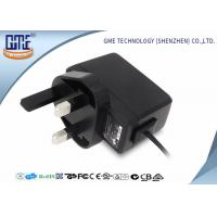 Quality 5V 2000mA 3 UK Prong AC To DC Power Adapter , Medical Power Adapter Different Sizes wholesale