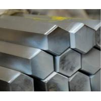 Buy cheap High Precision 2205 Cold Drawn Stainless Steel Bar , 6~60mm Stainless Steel Hex Bar product