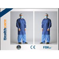 Buy cheap Breathable Disposable Protective Gowns For Hospital / Chemical / Beauty Industry from wholesalers