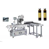 Quality Sitkcer Automatic Vial Sticker Labeling Machine With Spare Parts Presentation wholesale