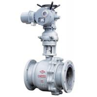 Quality 2 Piece Stainless Steel Ball Valve / Electric Actuated Ball Valve wholesale