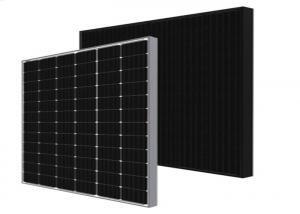 China White Backsheet Mono Solar Panel 20kw With 5 Busbar on sale