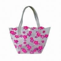 Quality PVC Tote Bag, Ideal for Promotion wholesale