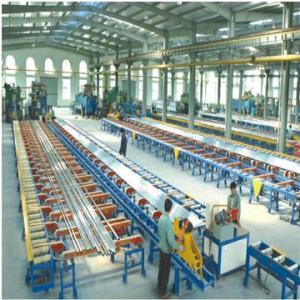 Quality Customized Industrial Aluminum Profile , Standard Aluminum Extrusion Profiles OEM ODM wholesale