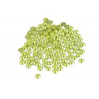 Quality Loose Stud Hotfix Dome Studs High Color Accuracy Environmentally Friendly wholesale